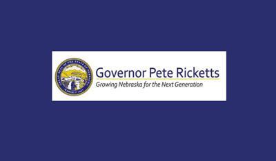 Nebraska Governor logo letterhead