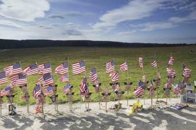 Crash site Shanksville Penn 9/11
