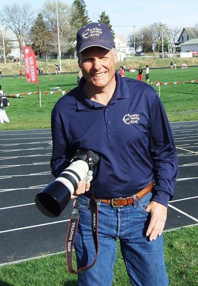 Tim With Camera
