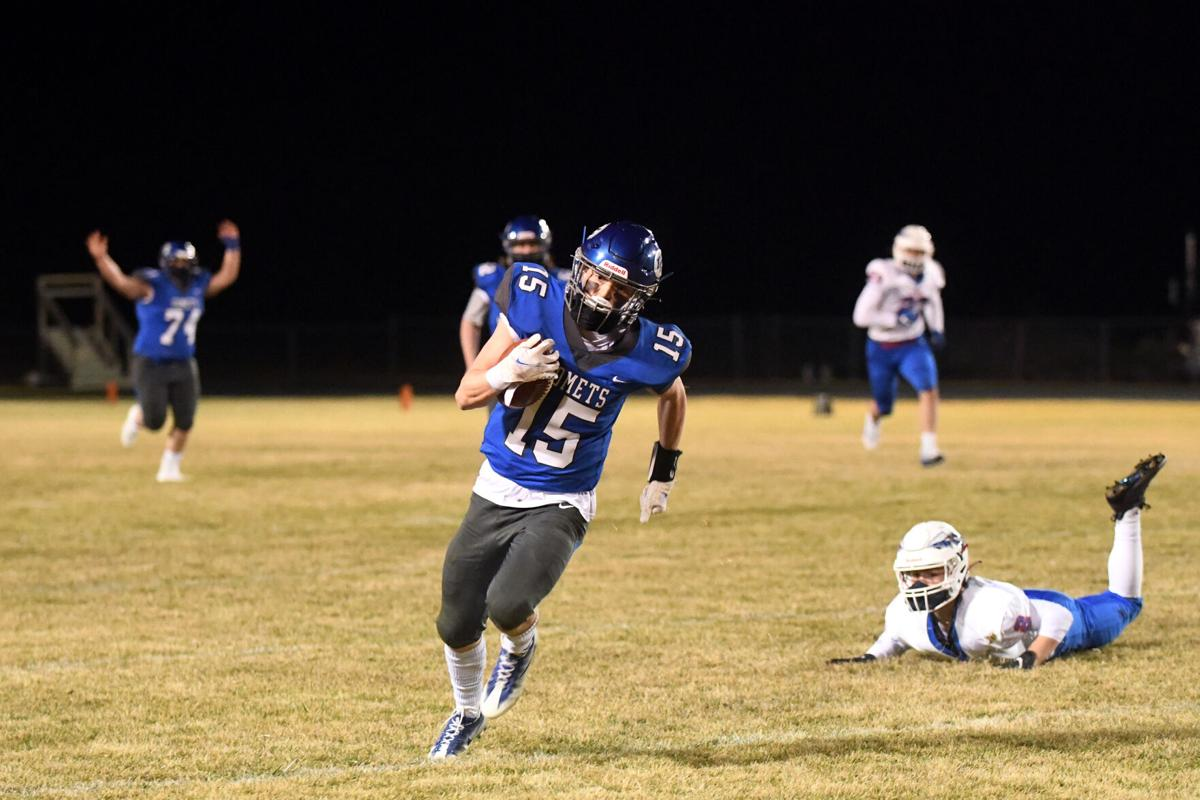 Football: Central hosts Iroquois West