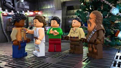 """""""The Lego Star Wars Holiday Special"""""""