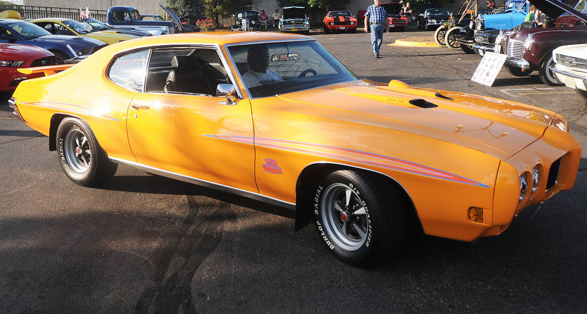 Why the Pontiac \'Judge\' still rules the streets | Local News | daily ...