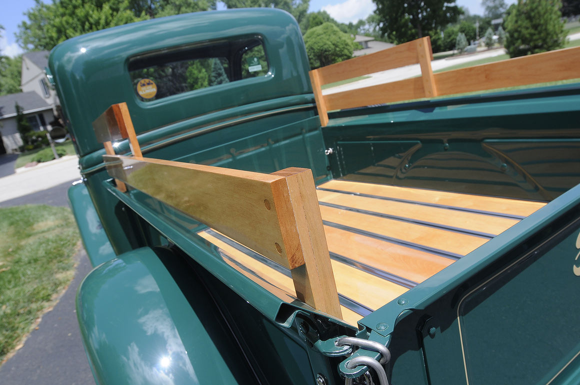 Gearheads And Their Rides 1936 Ford Pickup Local News Daily 1961 Dump Truck Was Offering More Versions Of Trucks In The 1930 Despite Great Depression Models Include Panel Vans Bed Stake