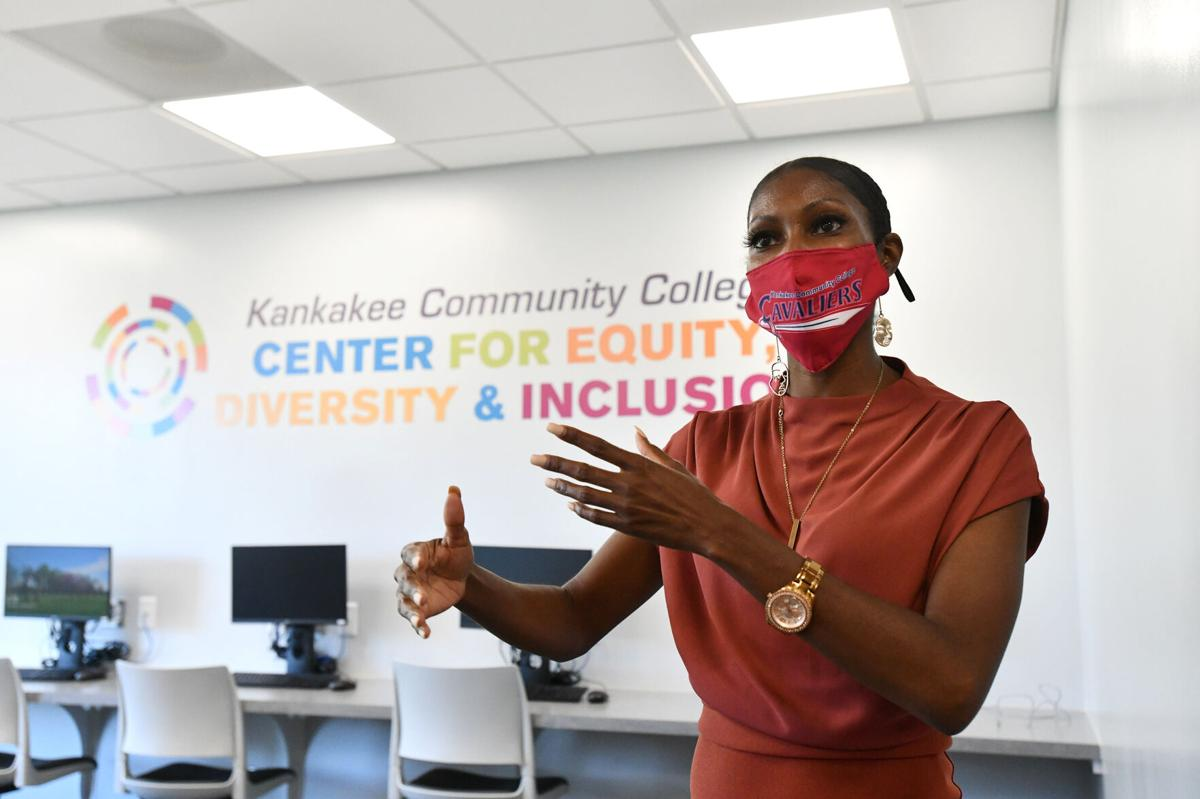 KCC Equity, Diversity and Inclusion Center