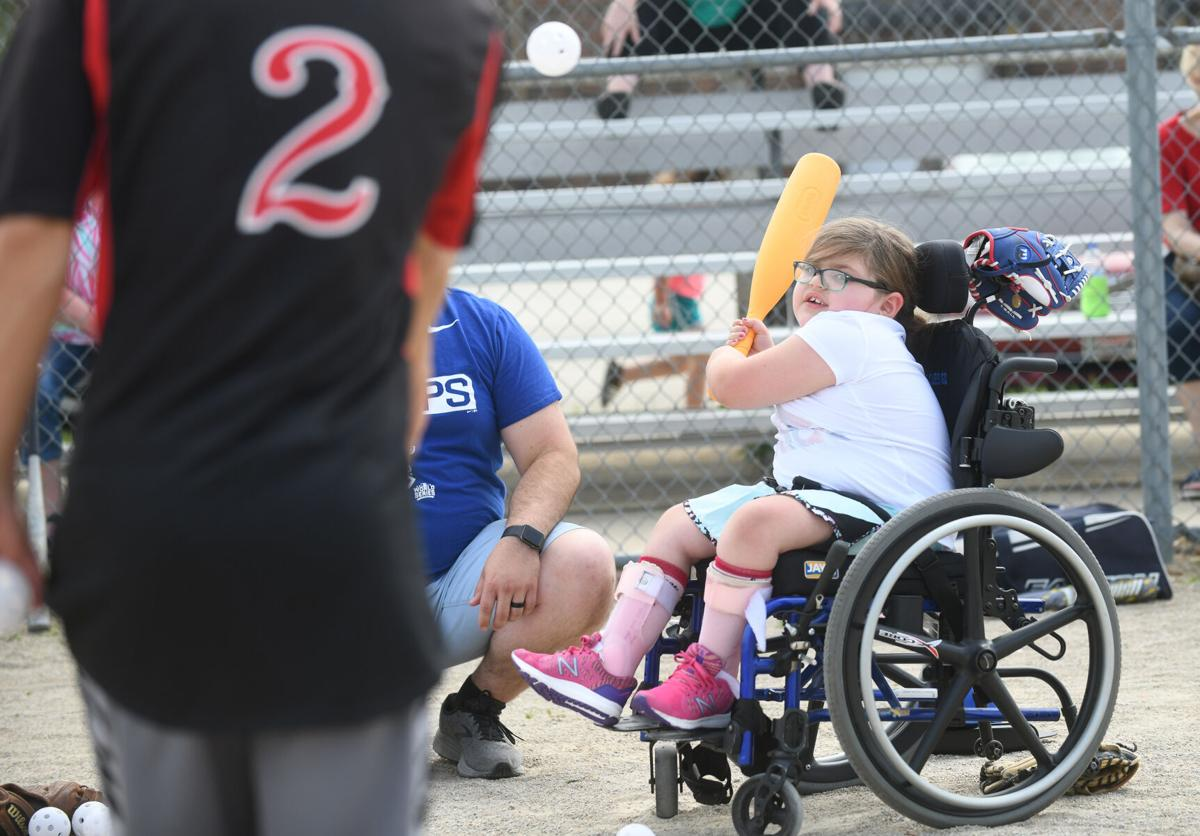 BBCHS athletes help with special Skills Day