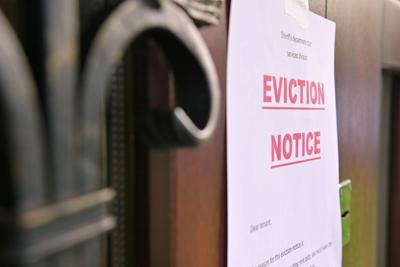 Eviction stock file
