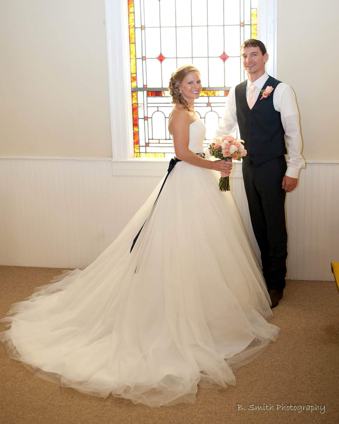 St Brides Real Estate: Wedding: Bessman-Parham