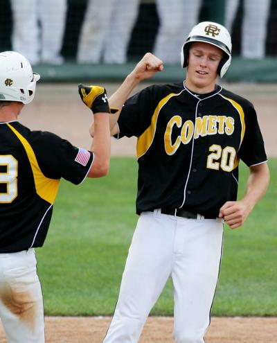 BASEBALL: Former Reed-Custer standout Headrick drafted by Minnesota Twins