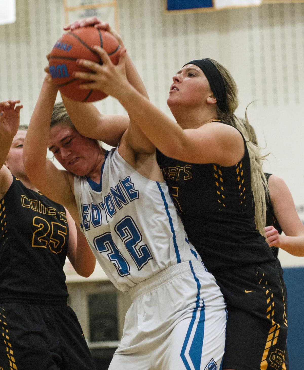Reed Custer vs Peotone Girls Basketball