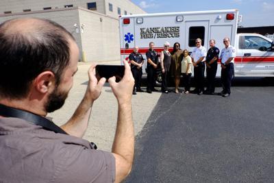 Kankakee's new ambulance