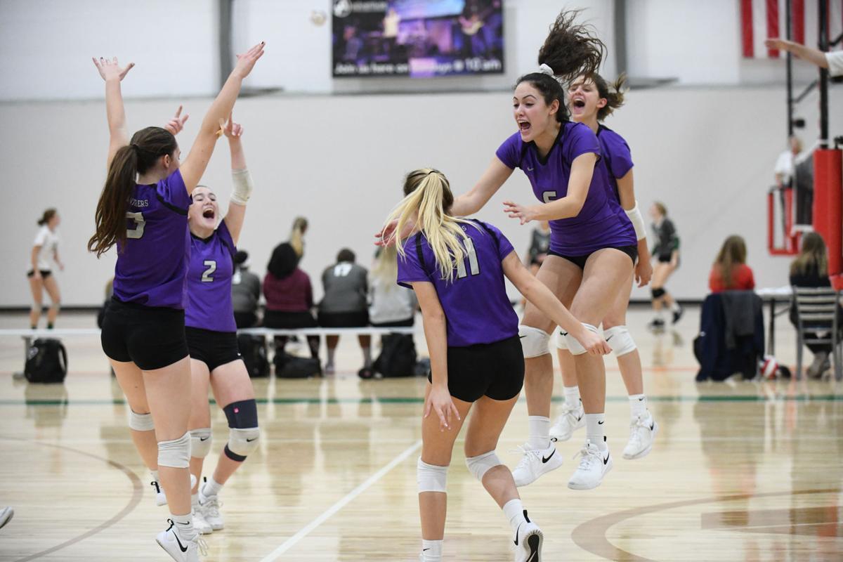 Volleyball: Manteno wins tourney