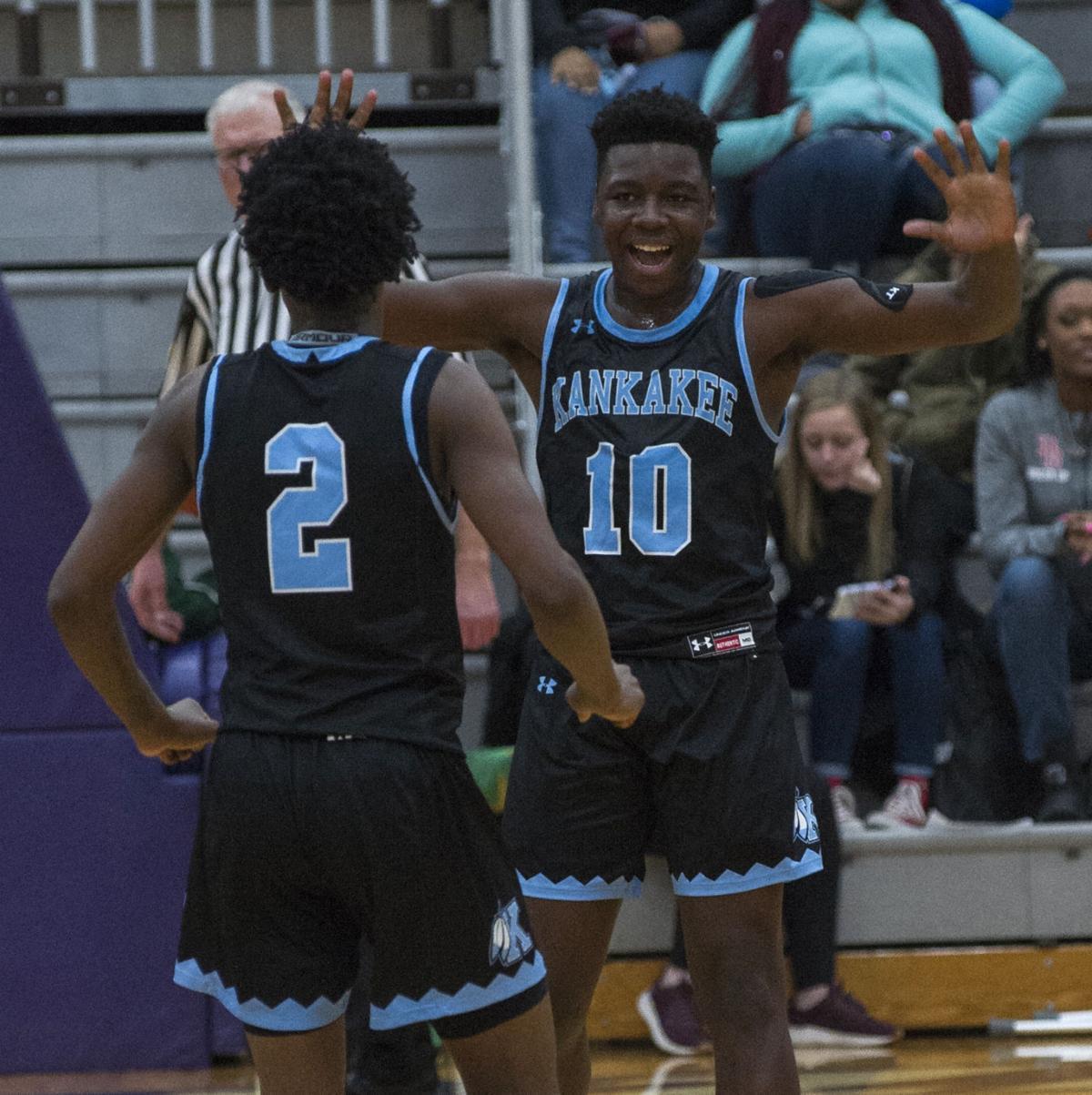 BBCHS/Kankakee Boys Basketball