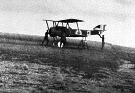 plane in France