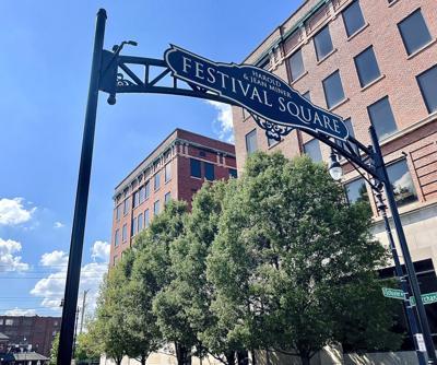 Festival Square - Downtown Kankakee