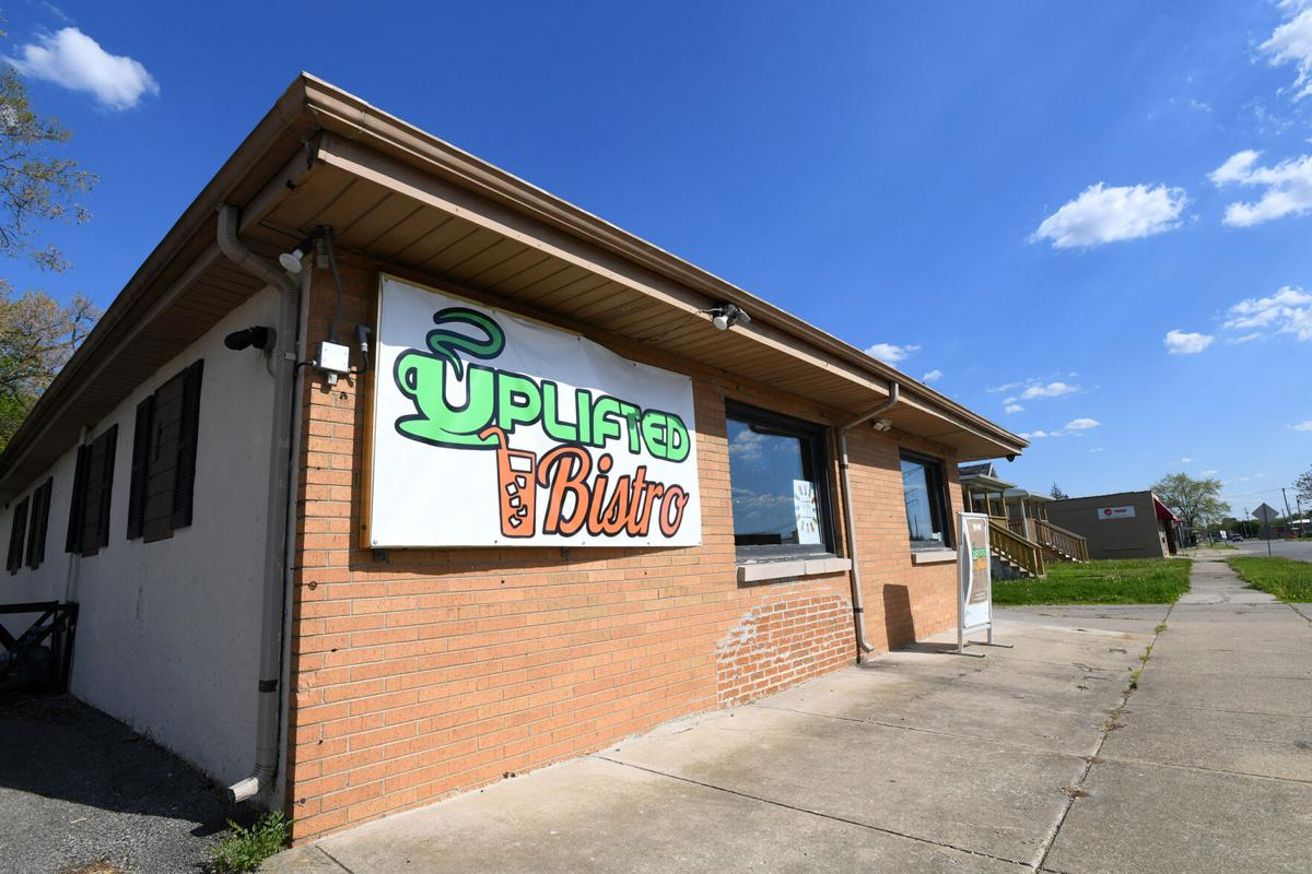 Uplifted Bistro