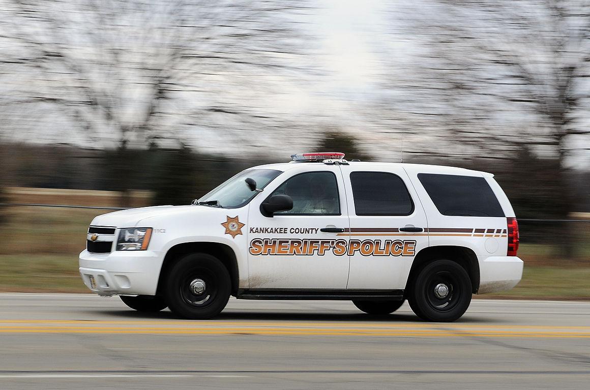 Kankakee sheriff's police car (copy)