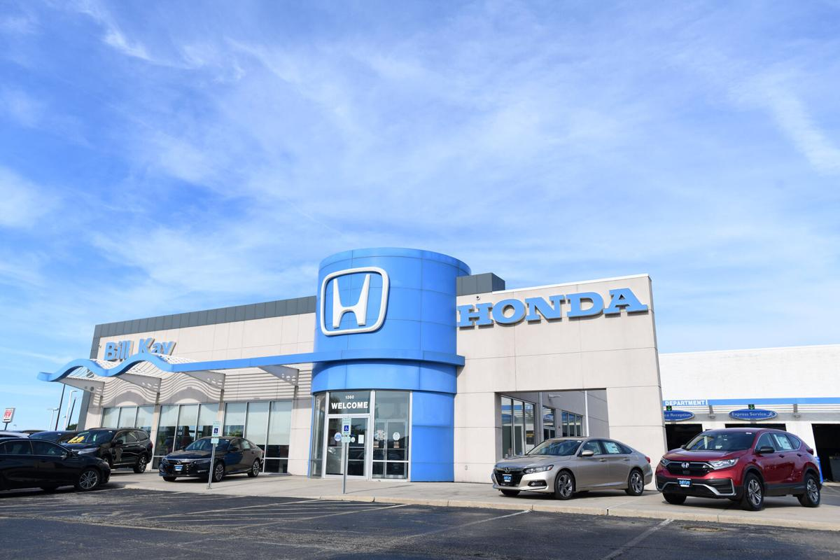 Bill Kay Honda expansion