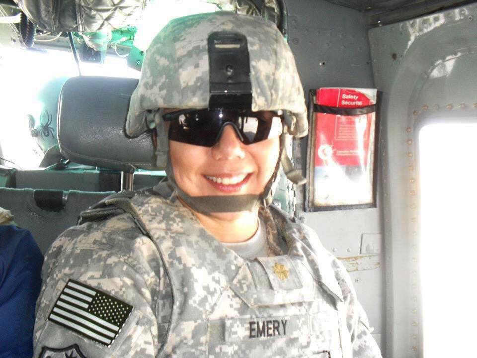 Lt. Col. Maria Emery