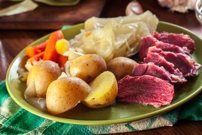 Irish feast
