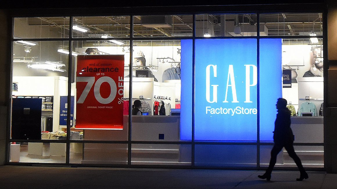 3efab273b6bea The Gap at Bradley Commons, a Gap Factory Store, will close on Jan. 22.