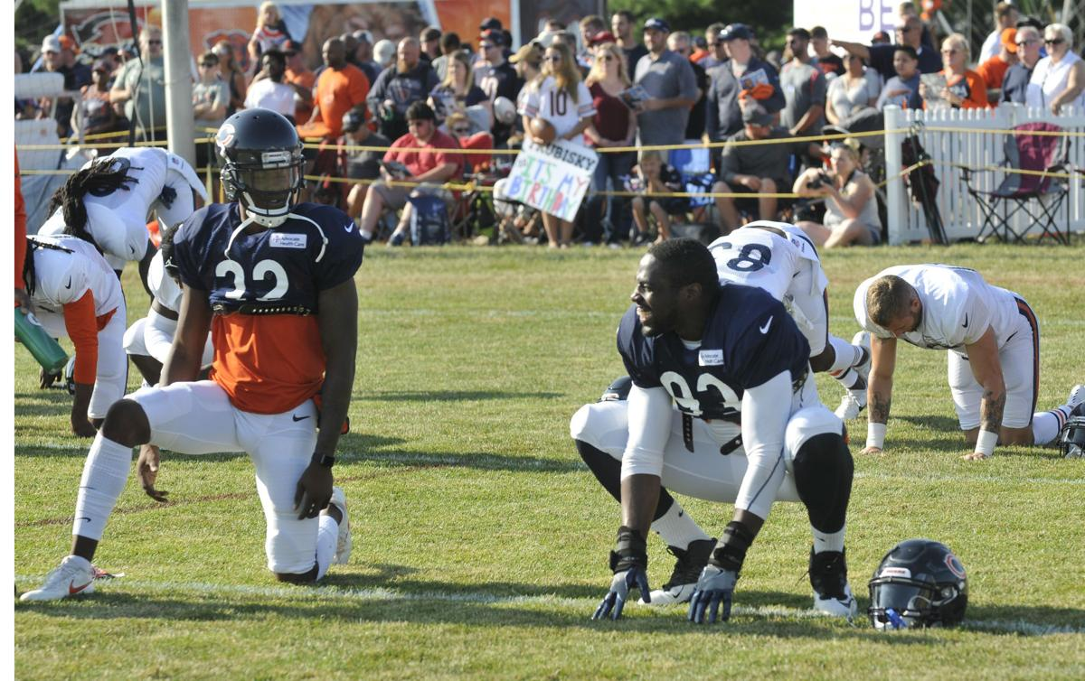 Bears Camp - July 28