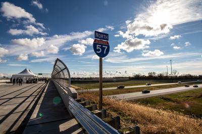 Bourbonnais Parkway interchange opens