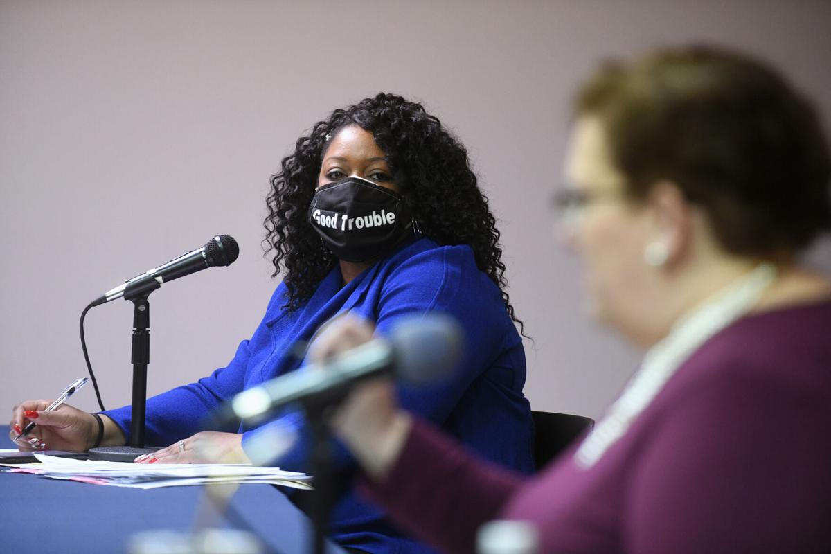 NAACP hosts mayoral candidates forum