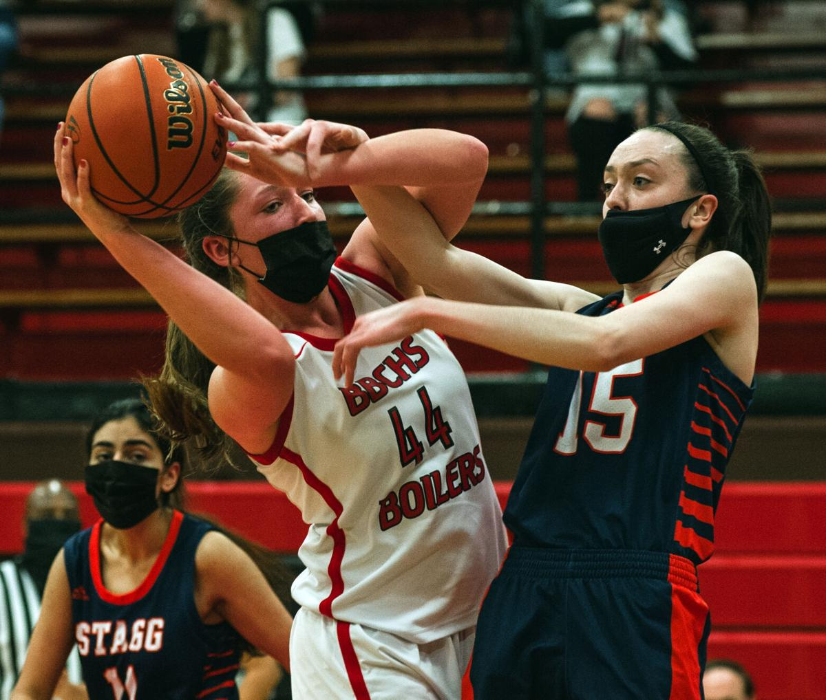 BBCHS/Stagg Girls Basketball