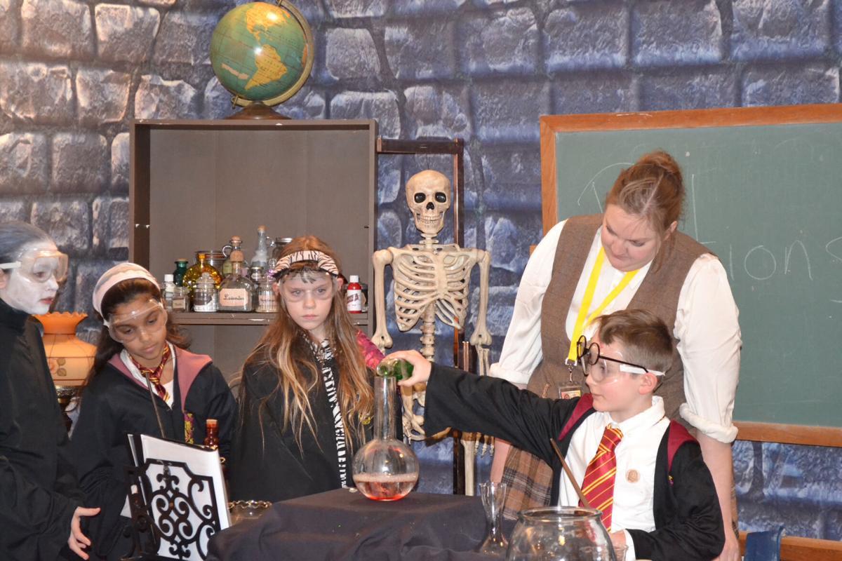 Potions class - Wizard Fest