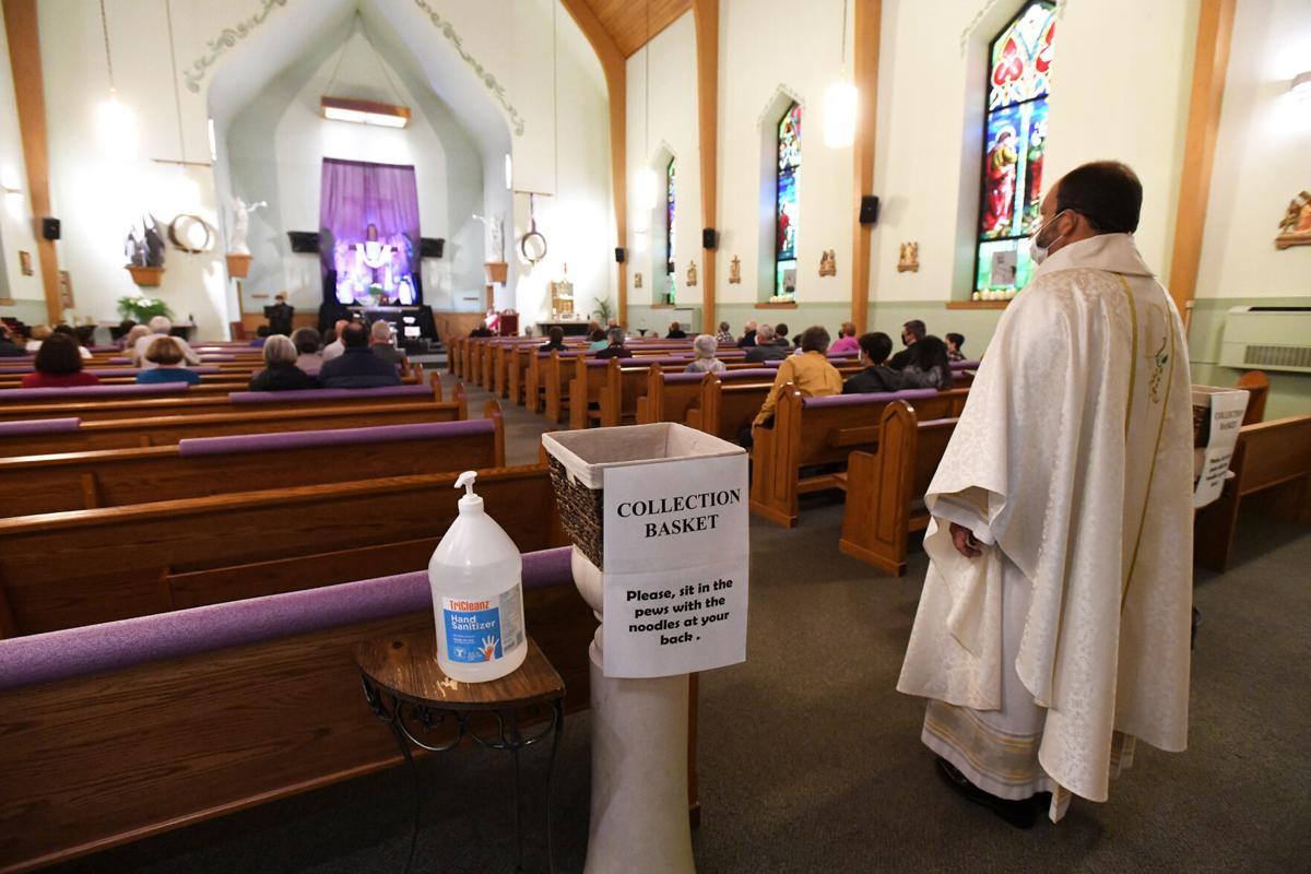St. George Catholic Church Holy Thursday