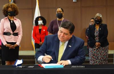 Pritzker signs health care reform measure backed by Black Caucus