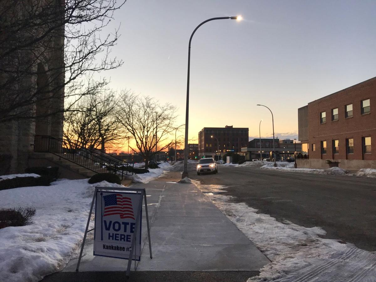 Poll nears closing at St. Paul's Lutheran