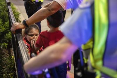Police: More than dozen trampled in Chicago July 4 stampede