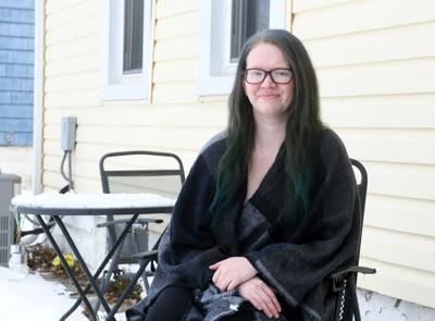 Brittani Bury, heart-lung transplant