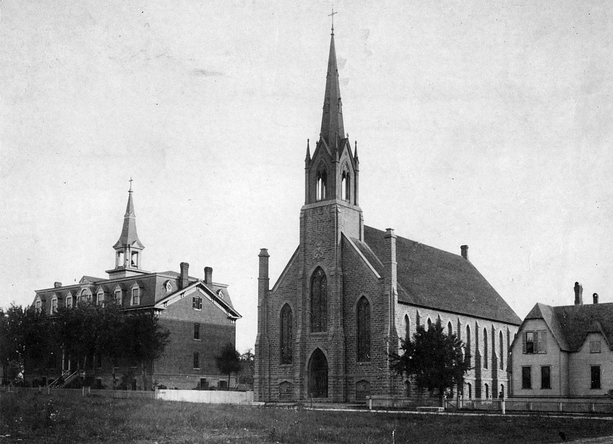 St. Rose and Seminary