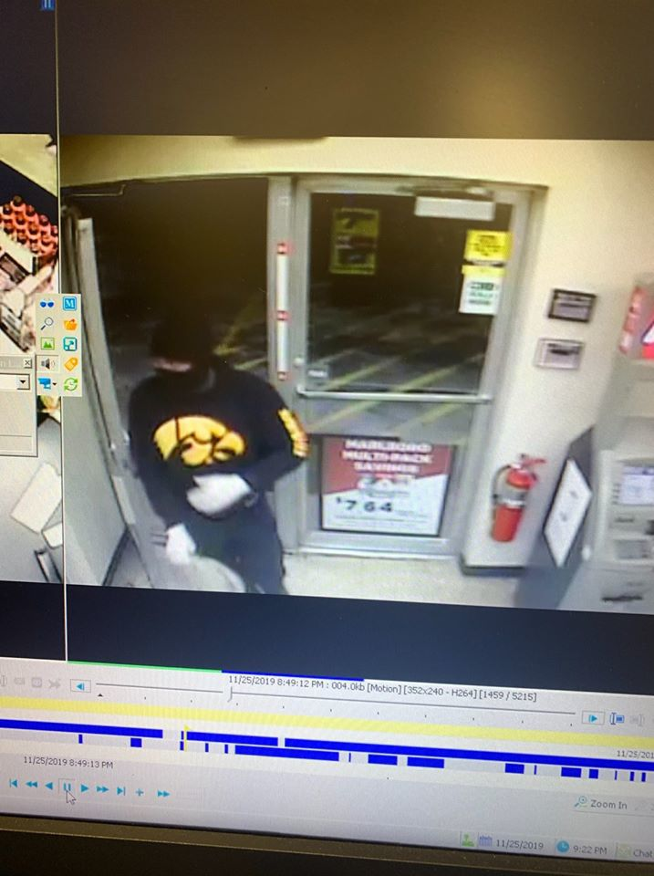 Grant Park Circle K robbery 2