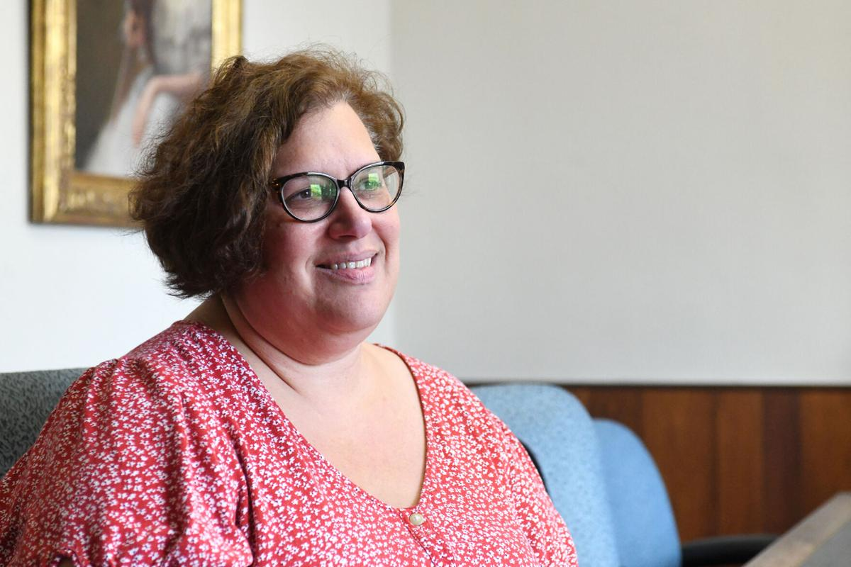 Mayoral candidate Angela Shea
