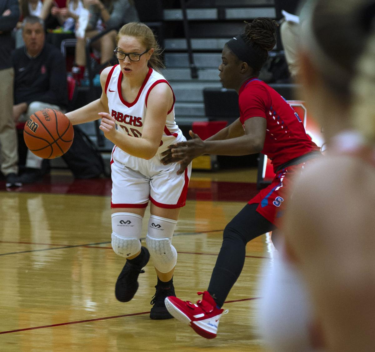 BBCHS/Rich South Girls Basketball