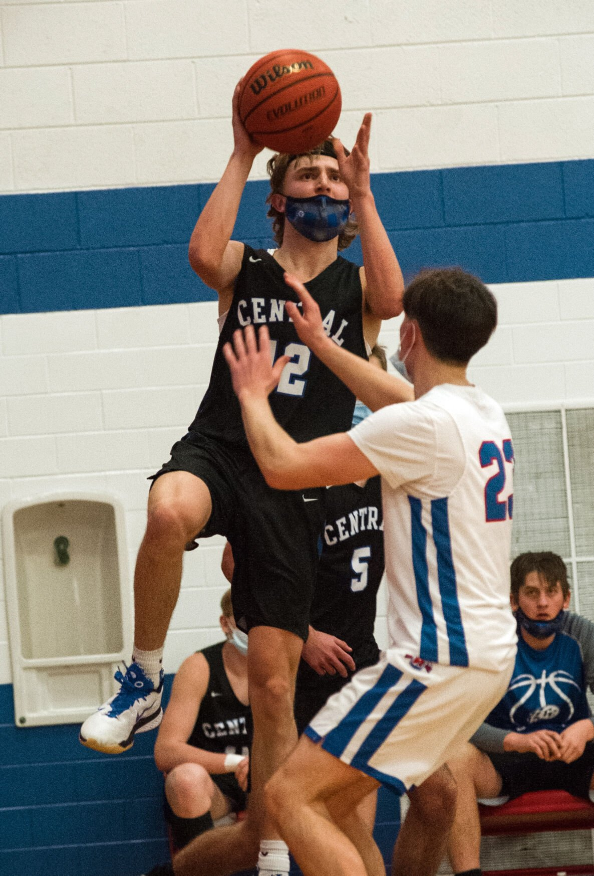Iroquois West/Central Boys Basketball