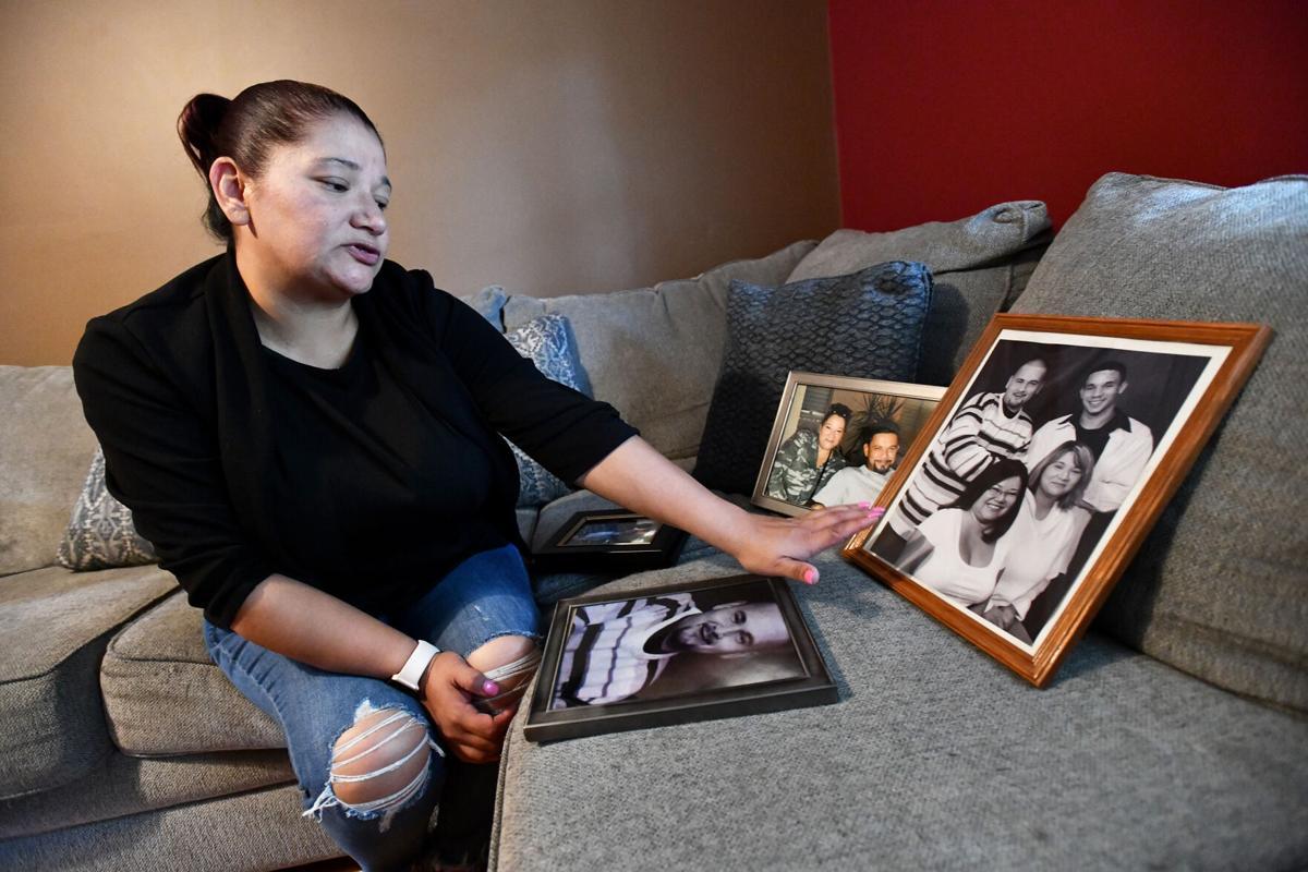 Kim Ramirez, opioid epidemic