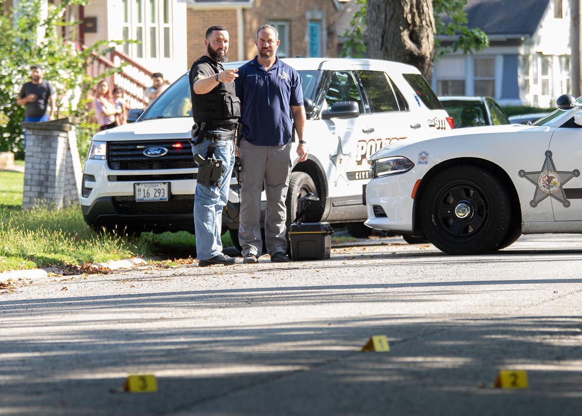 Lincoln Avenue shooting