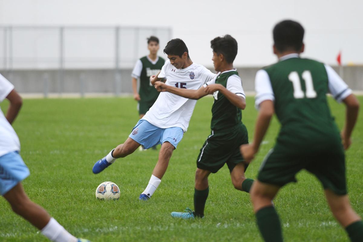 Boys Soccer: Bishop McNamara vs. Kankakee