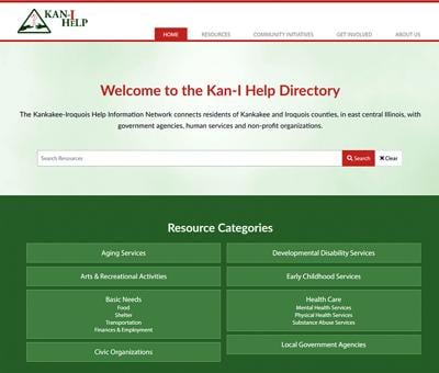 Kan-I Help information network relaunched
