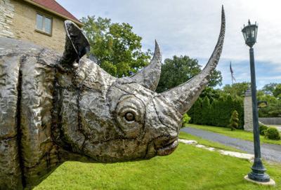 Exchange Animal Sculptures