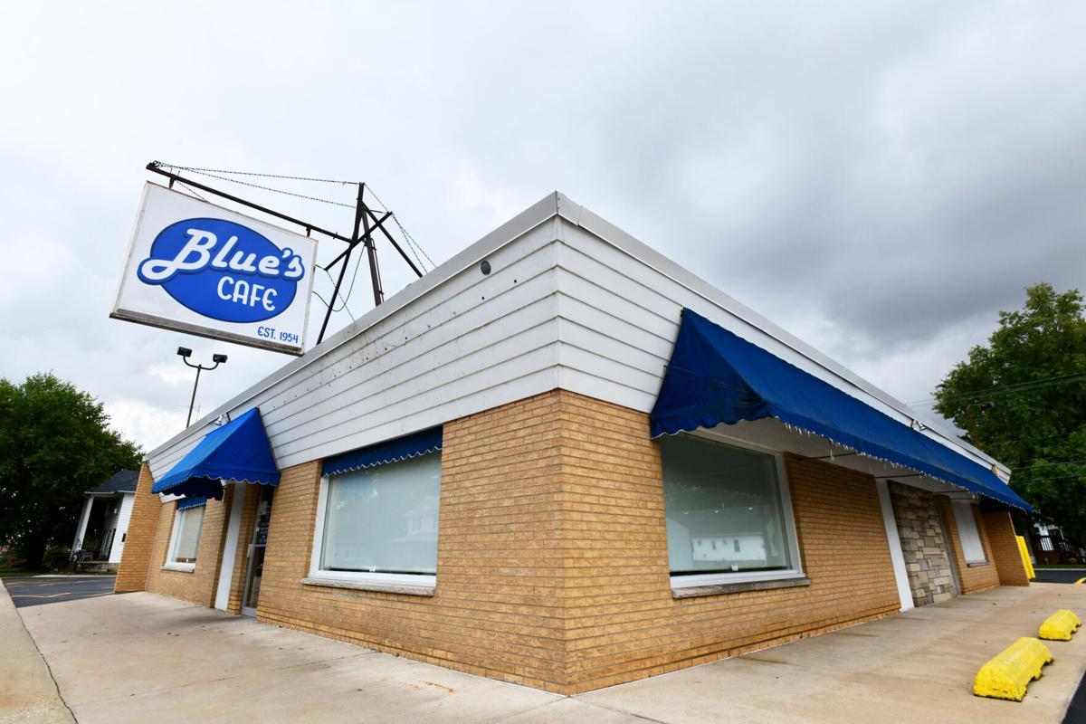 Blue's Cafe
