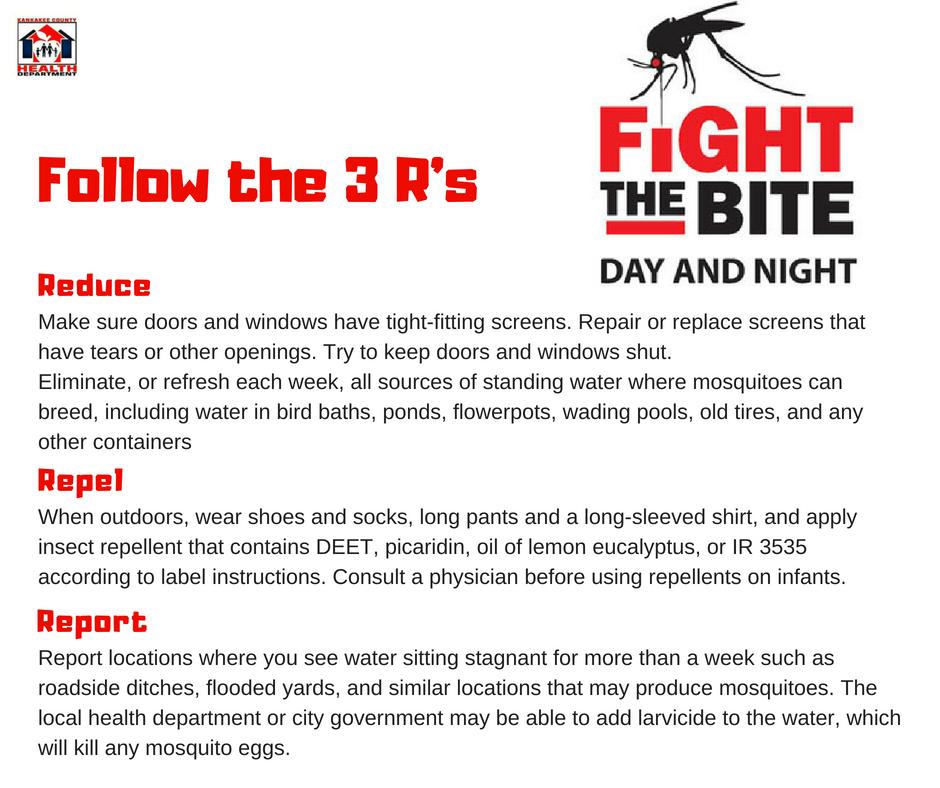 West Nile virus PSA