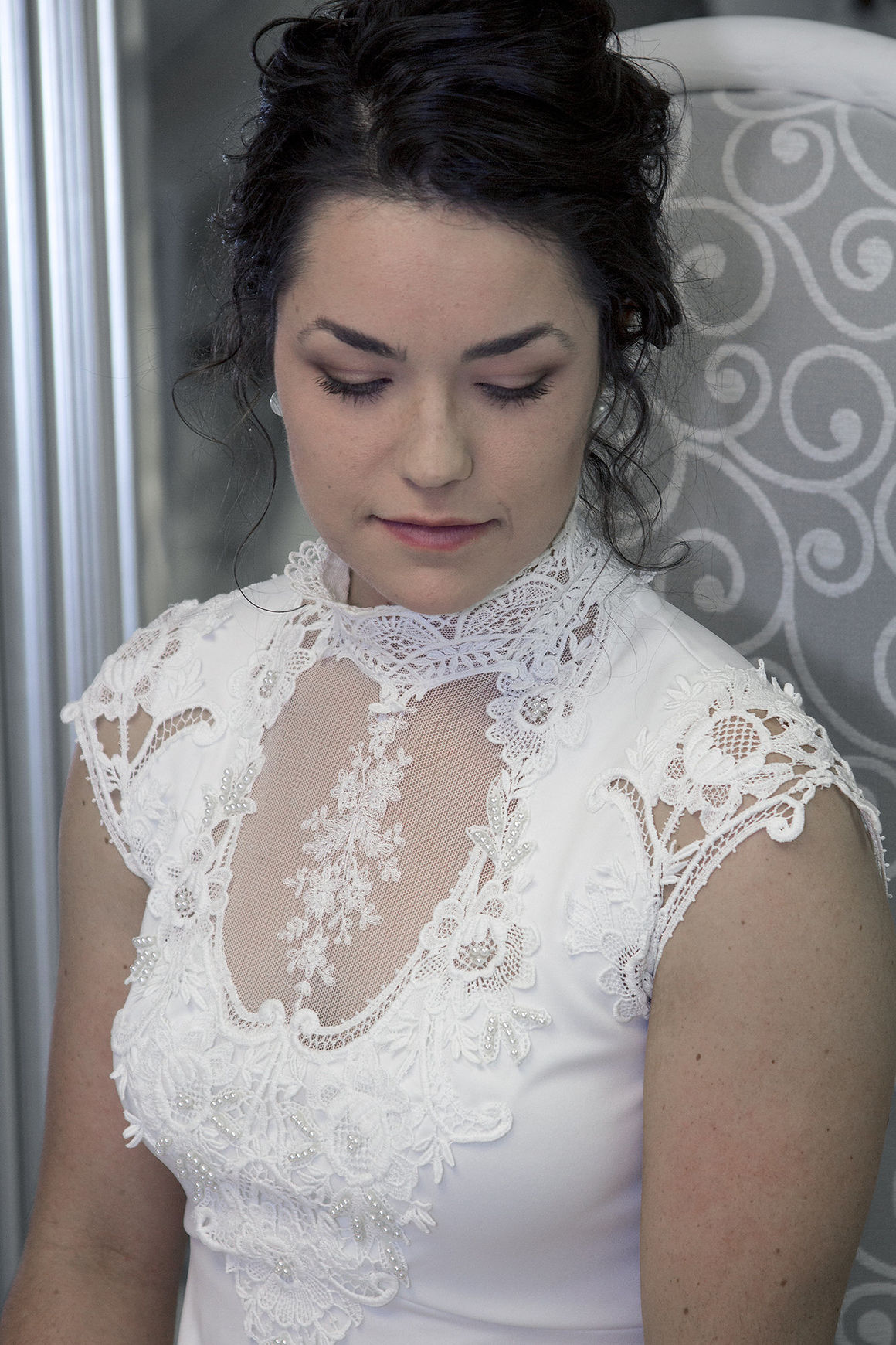 84d3966cd19e7 She said 'yes' to the dress and helped a good cause | Life | daily ...