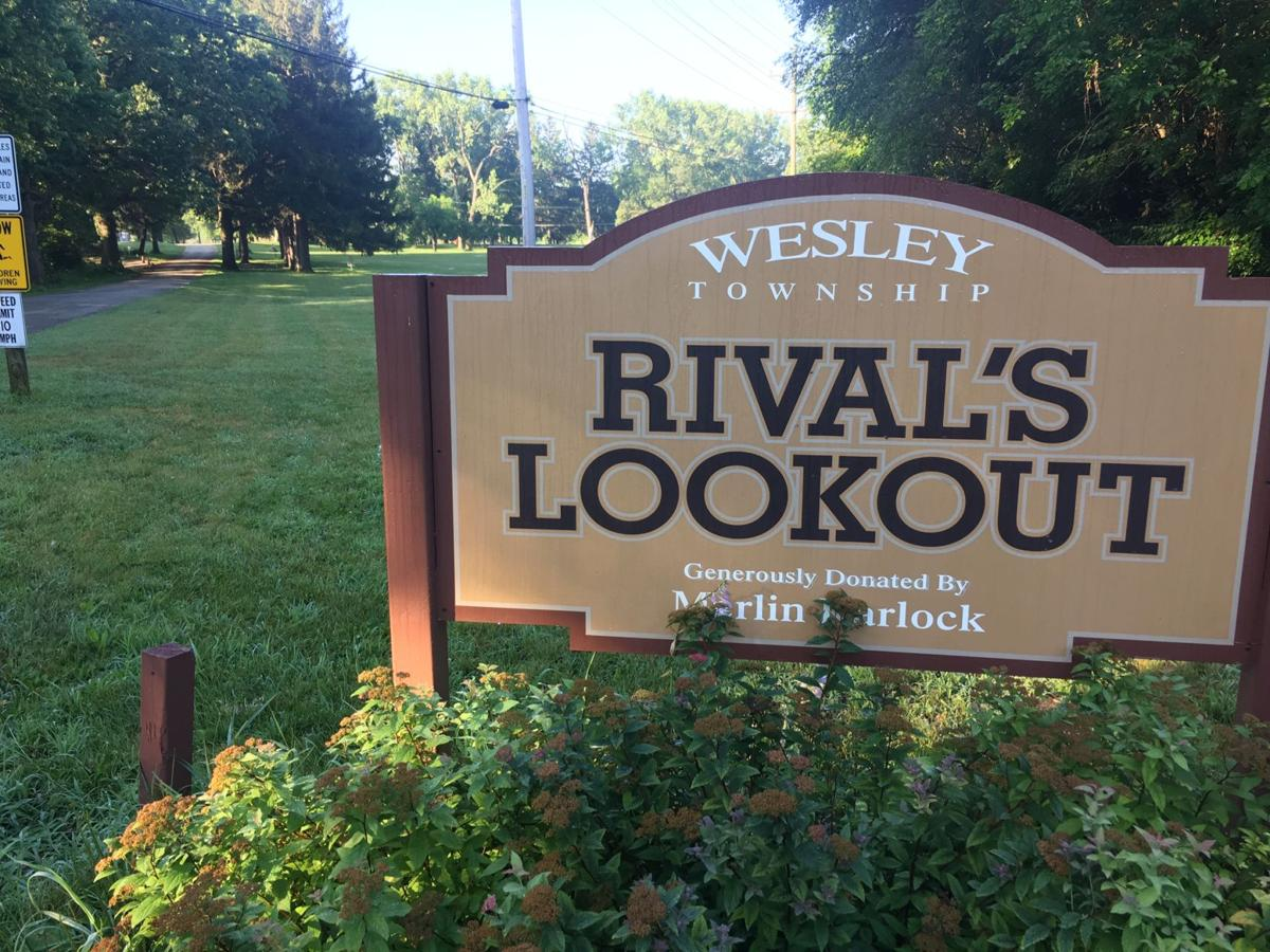 Rival's Lookout Park Wesley Township