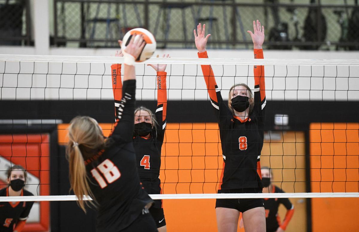 Volleyball: Beecher hosts G-SW