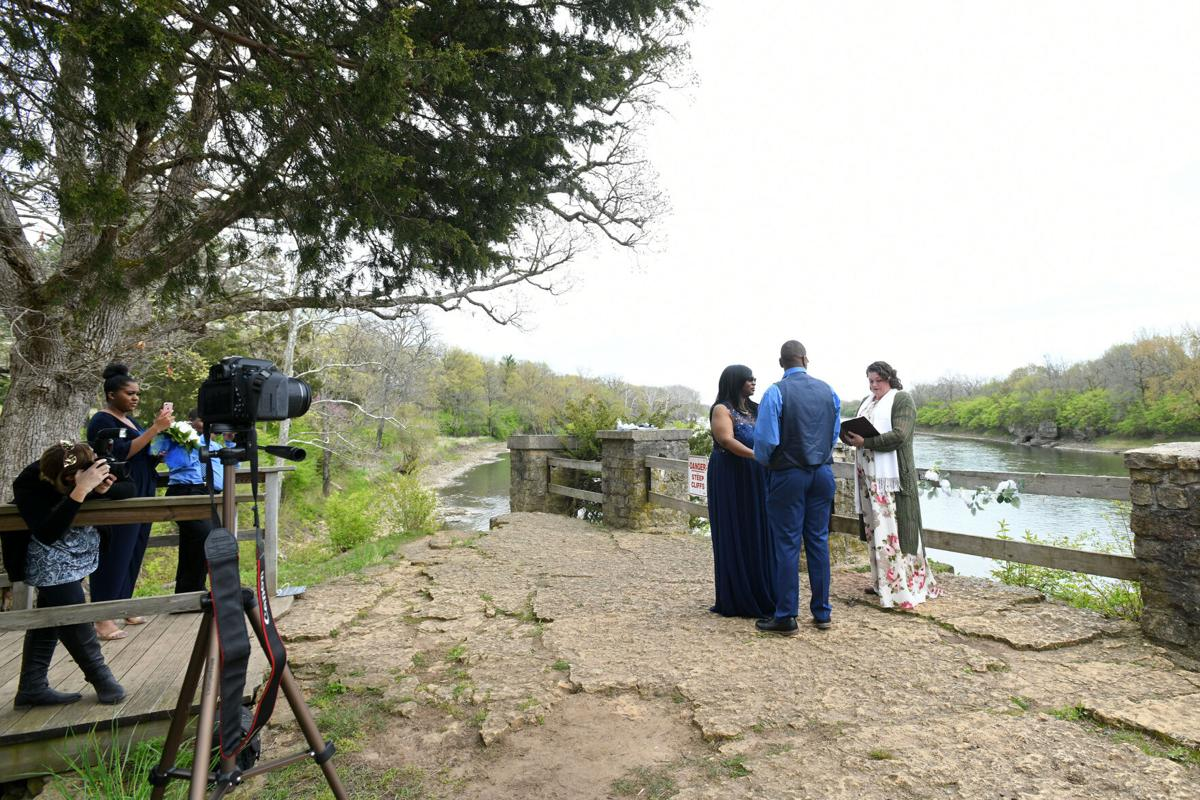 Elopement at the park